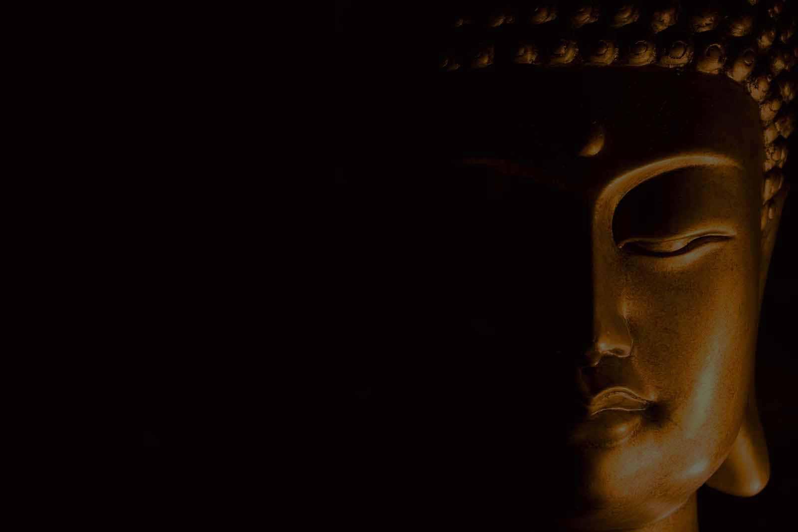 Sushi München Gesicht von Zen Buddha