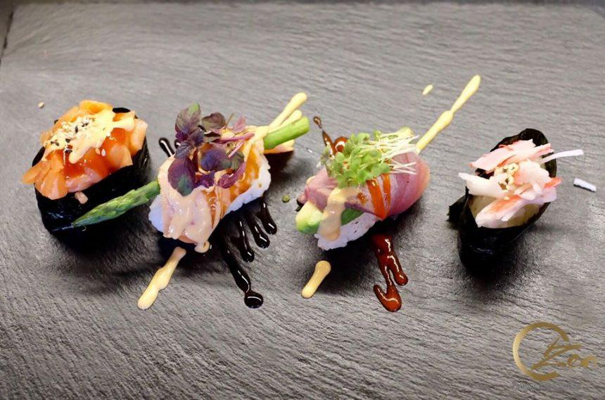 Die Sushi-Meister